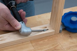 7 Tips for Pocket-Hole Joints in Tight Spaces