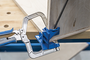 Make Pocket-Hole Project Assembly Easier with Clamps
