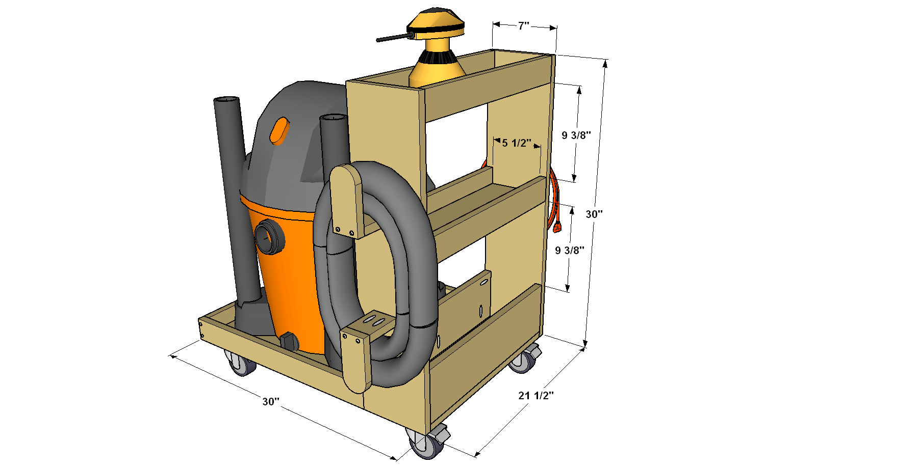 shop-vacuum-cart-with-onboard-storage-overall-with-dimensions
