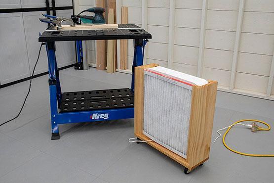 DIY Air Filter