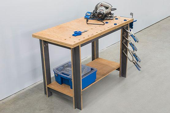 One-Sheet Workbench