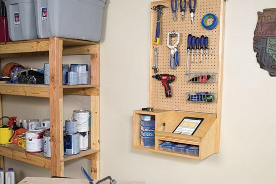 Tool Storage Center