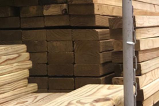 How do I choose the best pressure-treated wood?