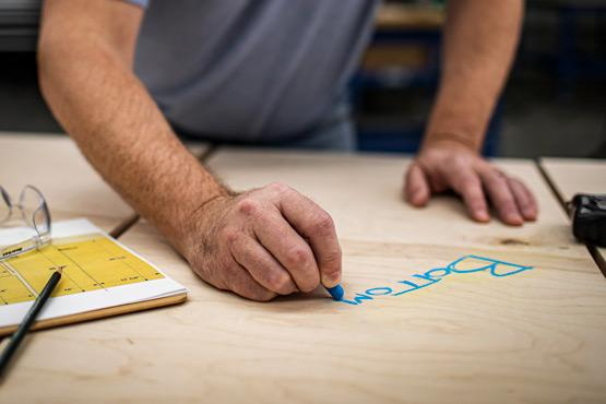 Top layout and cutting tips to maximize your plywood
