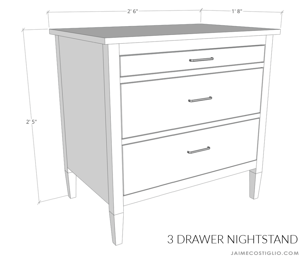 3-drawer-nightstand-final-dimensions