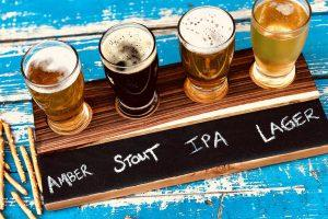 Craft a DIY Beer+ Flights Tasting Tray