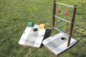 2-in-1 Outdoor Games