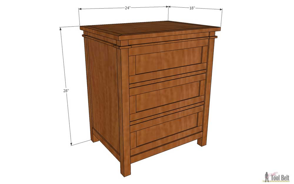3-drawer-nightstand-overall-dimensions