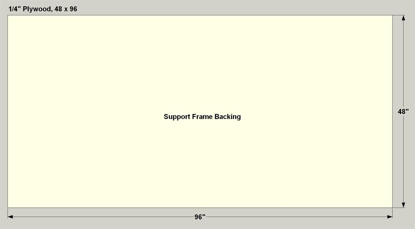 6-cuts-support-frame-backing