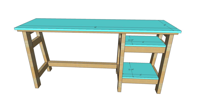 a-frame-desk-top-and-shelf-dimensions