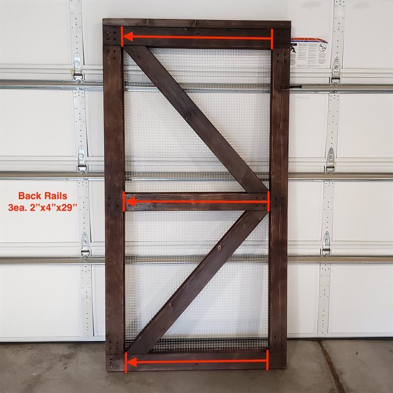back-rails