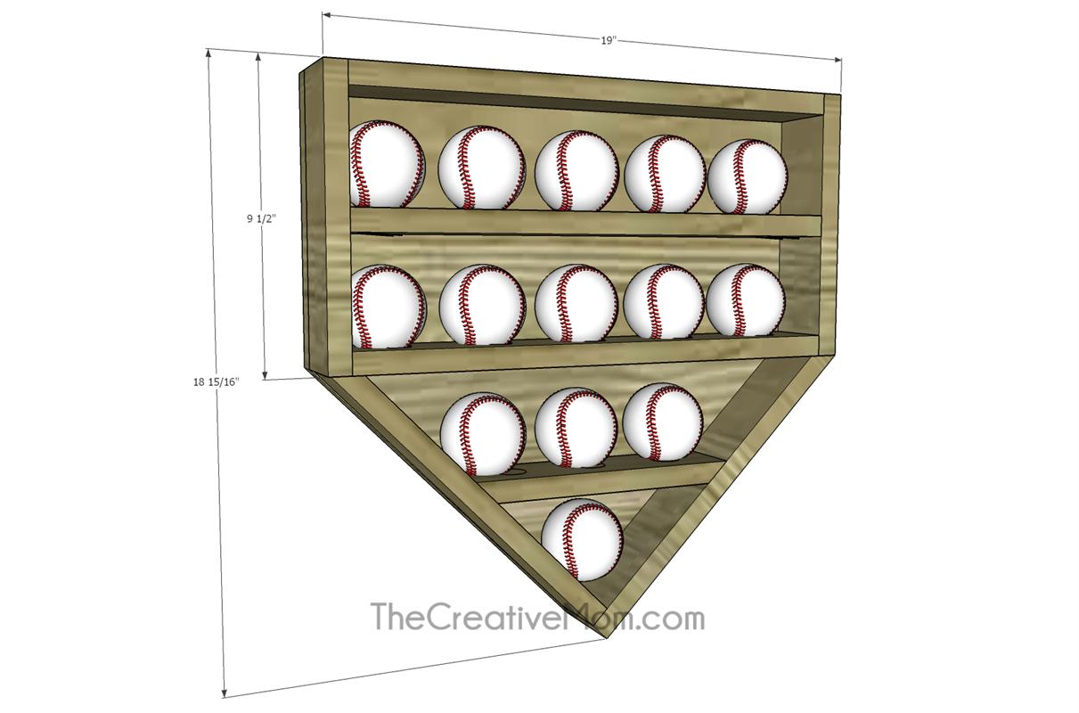 baseball-display-case-building-plans