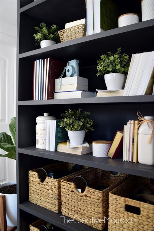 black-bookcase
