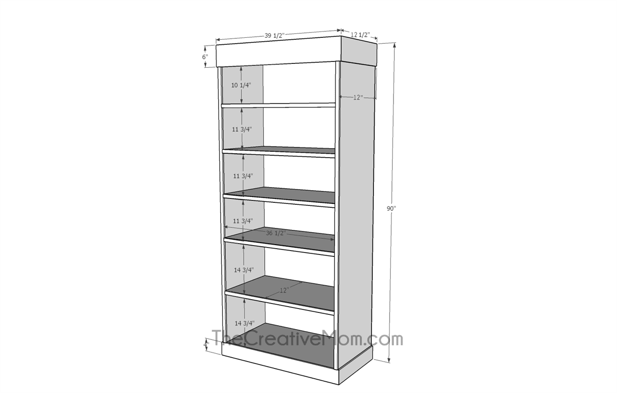 bookshelf-measurements