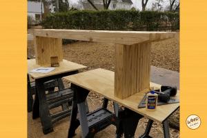 Build It: A Modern Bench