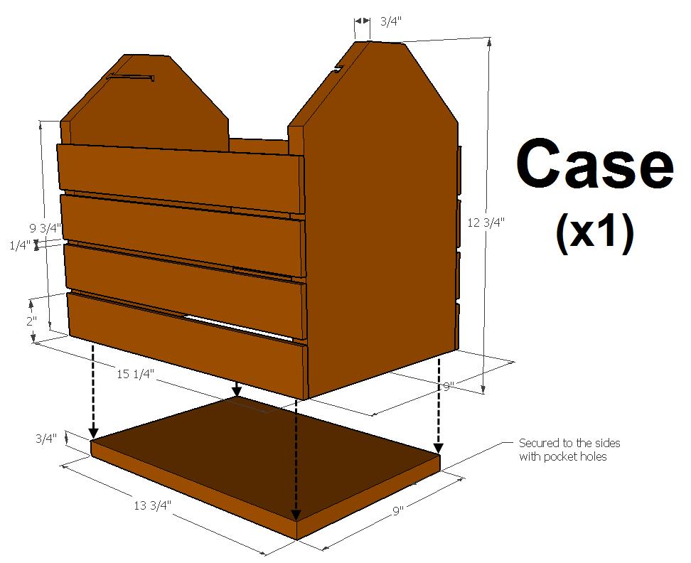 case-measurements