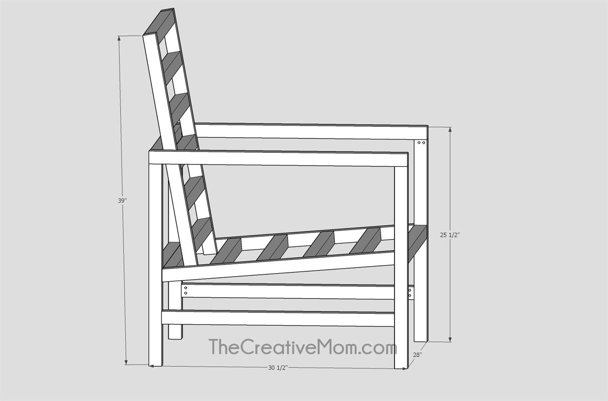 chair-measurements