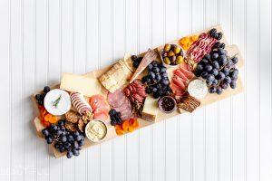 Tiered Charcuterie / Serving Board