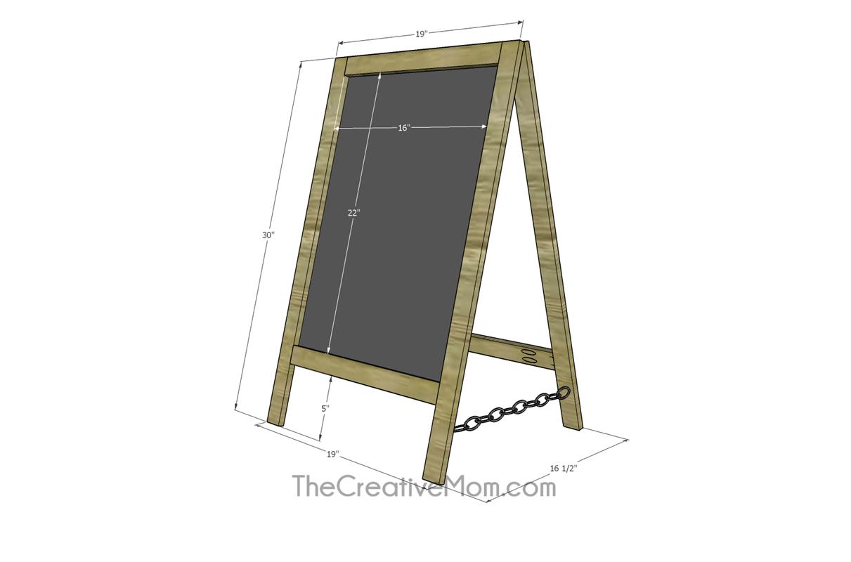 child-size-easel-chalkboard-building-plans