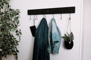 DIY Coat Rack