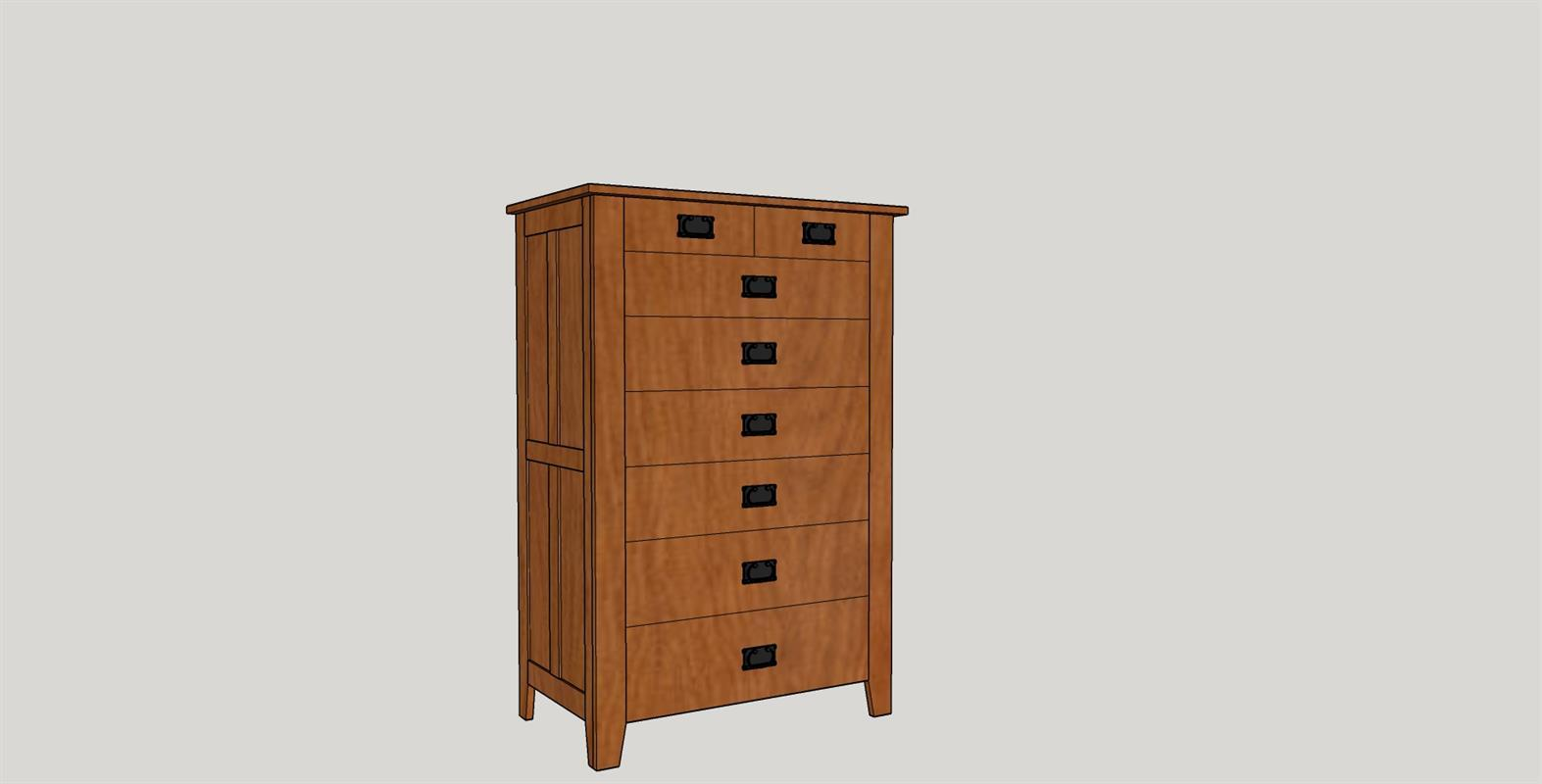 craftsman-chest-of-drawers-colored
