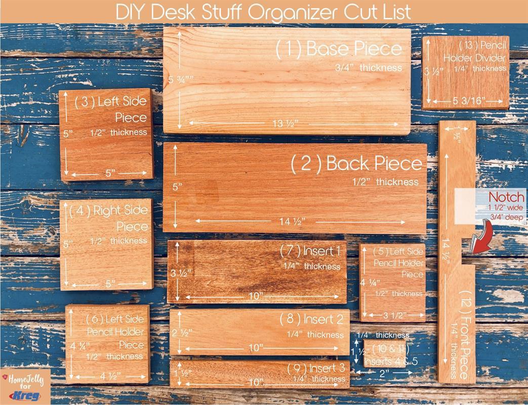 diy-desk-stuff-organizer-cut-list