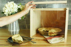DIY Pie Carrier Display Box