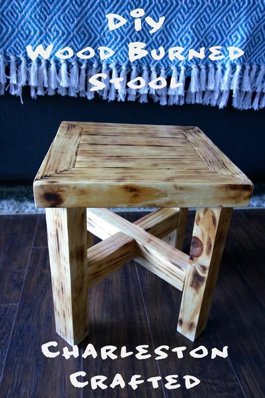 diy-wood-burned-stool-charleston-crafted