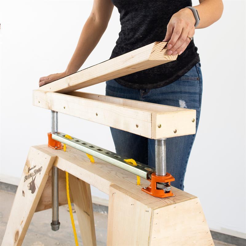 diy-easy-ultimate-adjustable-roller-sawhorse-color-test