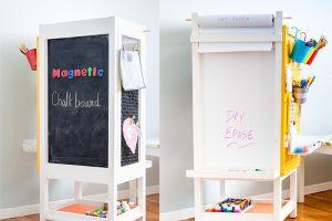 5-in-1 Kids Art Station