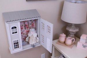 Dollhouse Jewelry Cabinet