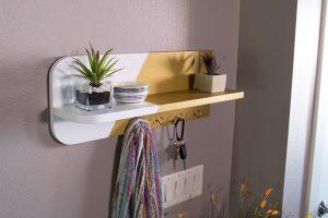 Drop-Zone Shelf