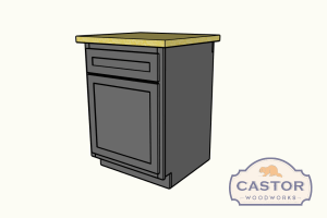 Easy Garage Shop Cabinets    Part 1- Lowers