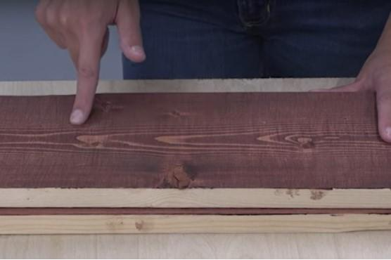 How to eliminate sanding scratches