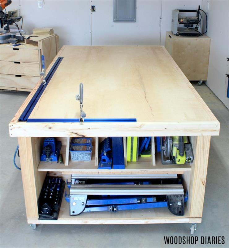 end-of-workbench-high-view