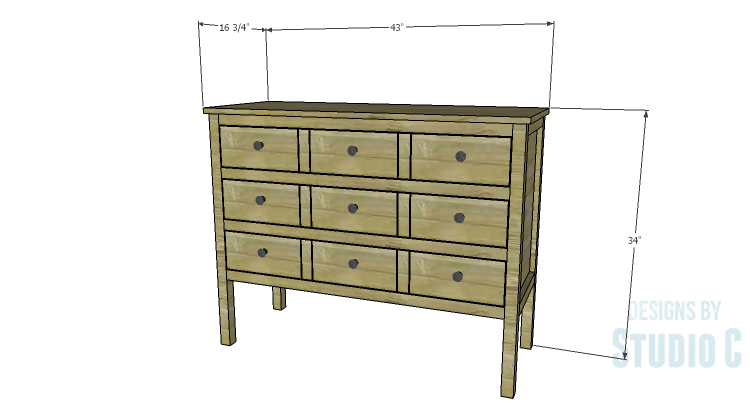 faux-drawer-console-table
