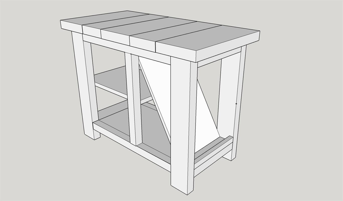finished-side-table