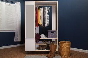 Freestanding Closet – Metric