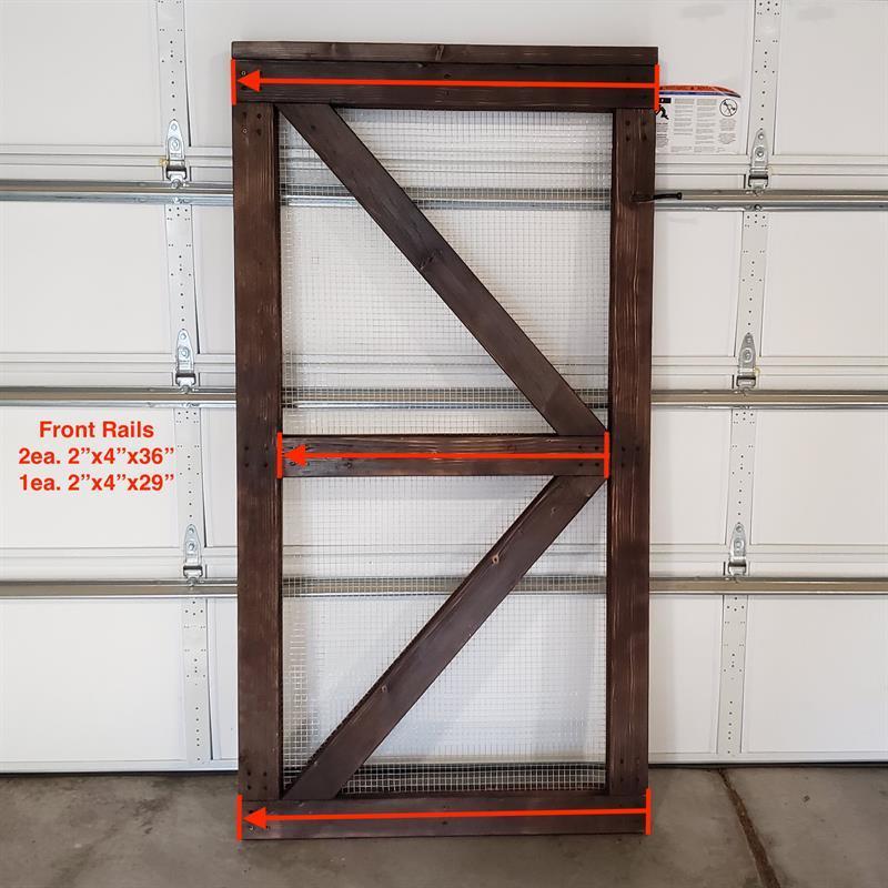 front-rails