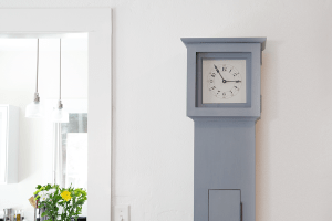 Shaker-Inspired Grandfather Clock