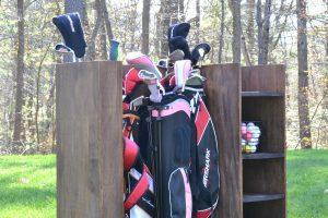 Golf Storage Unit