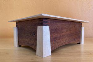 Curio Box – In the Prairie School Design Style