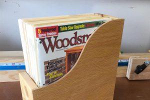 Magazine File/Holder