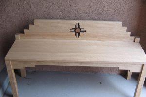 Southwestern Style Bench