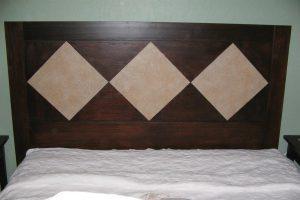 Tile Headboard Queen Size