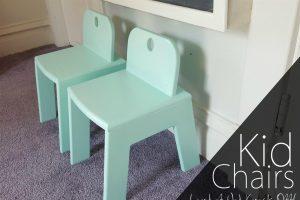 Mod Children's Chair (Land of Nod Knock-off)