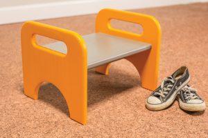 Kids' Step Stool – Metric
