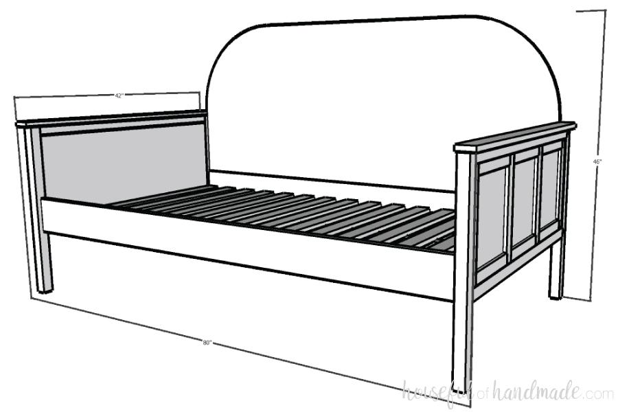 kreg-upholstered-daybed-dimensions