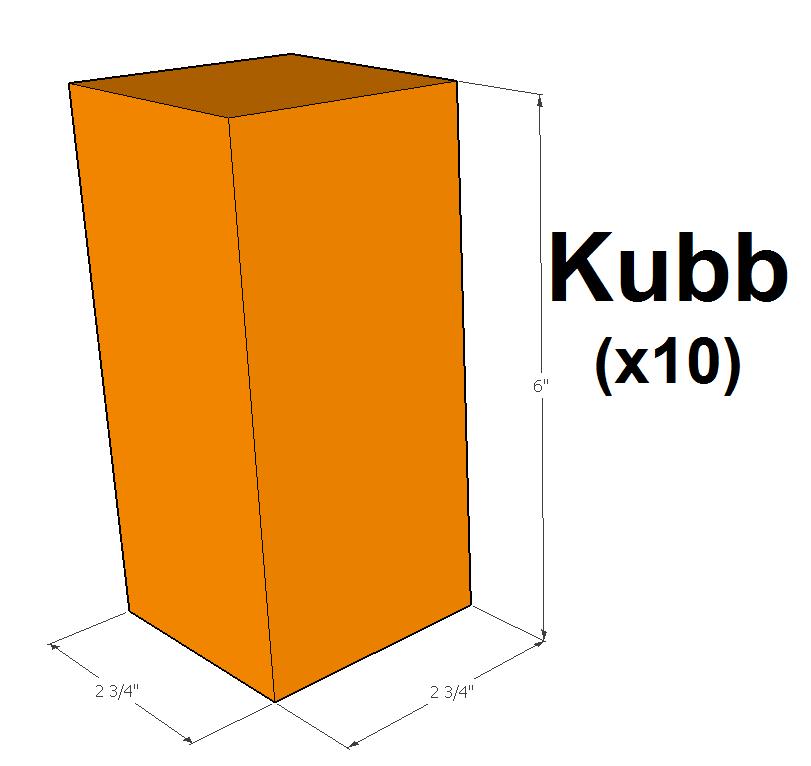 kubb-measurements