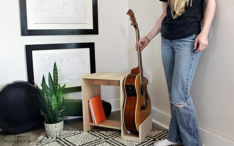 picking-guitar-off-stool-stand-small